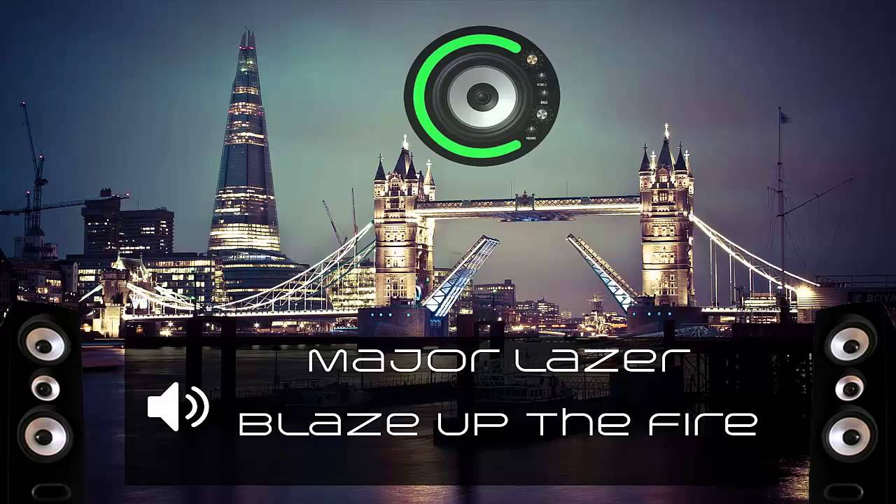 Download Major Lazer - Blaze Up The Fire (Bass Boosted)