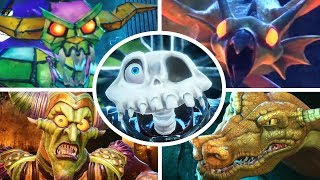 MediEvil PS4 - All Bosses & Ending