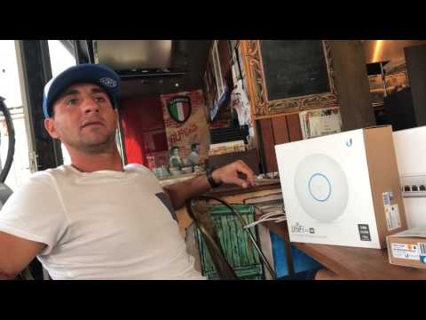 Alfresco UniFi Install - Behind the Scenes