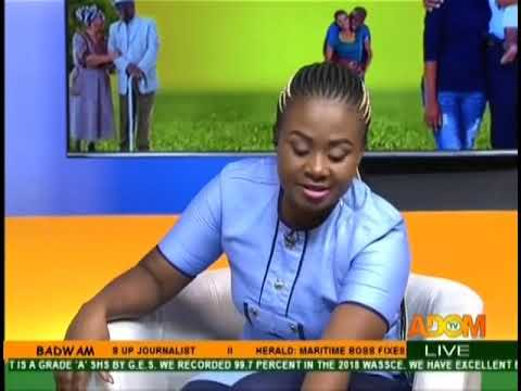 Badwam Newspaper Review on Adom TV (31-10-18)