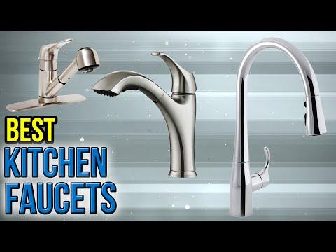8 Best Kitchen Faucets 2017