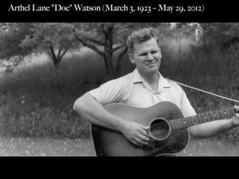 R.I.P Doc Watson