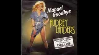 AUDREY LANDERS chante * shot down * 1983. face B