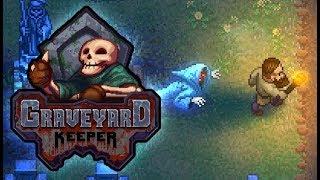 MAESTRO ENTERRADOR - Graveyard Keeper - Directo 1