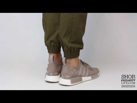 50398c05a Youtube Video · Adidas NMD Primeknit French Beige On feet ...