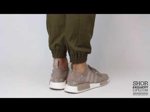 75b5f8db2 Youtube Video · Adidas NMD Primeknit French Beige On feet ...