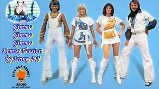 GIMME GIMME GIMME - ABBA REMIX VERSION by JENNY DJ