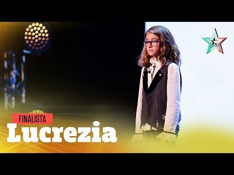 Lucrezia, Battute Da Golden Buzzer