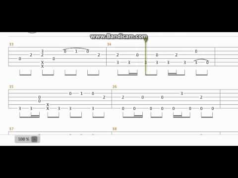 Payphone Maroon 5 Fingerstyle Tabs Youtube