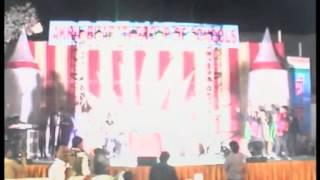 bangara dance by akhil bharati sikar