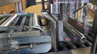 ALPEX OBALY, s.r.o. - výroba alu-folie/HHF