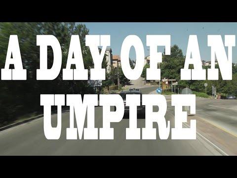 A Day Of A Softball Umpire