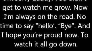 The last song Yelawolf.wmv lyrics