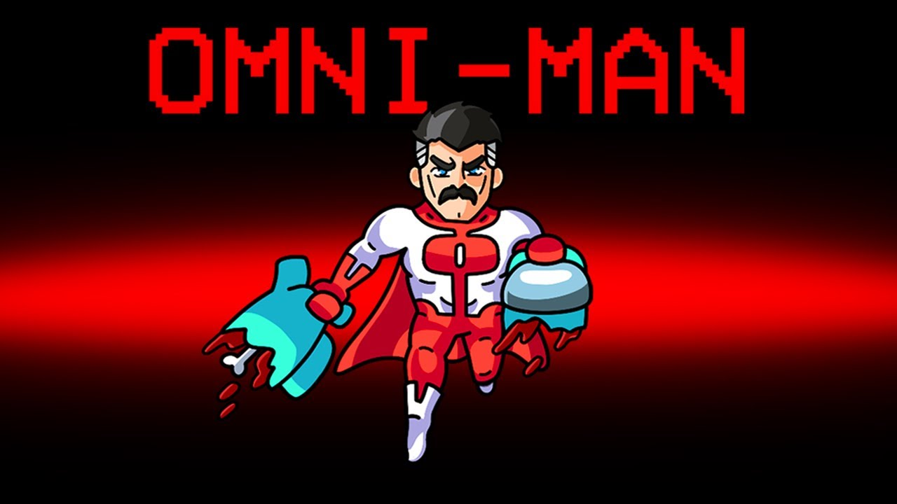 Download Among Us NEW OMNI-MAN ROLE