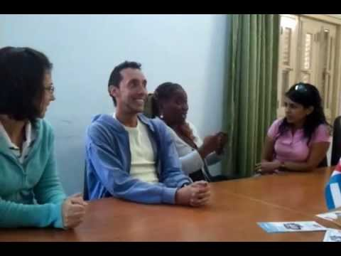 Interview at the Cuban National Association of the Deaf.mp4
