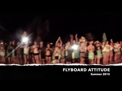 POOL EXHIBITION by FLYBOARD ATTITUDE