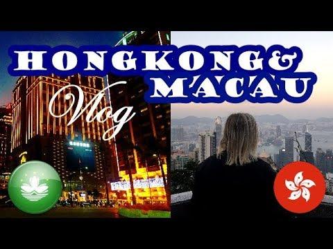 HONGKONG Travel Vlog & Tagestrip nach MACAU | MissLeuders