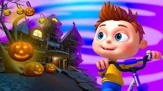 Zool Babies Halloween Part 2 Single  Ghostbusters  Videogyan Kids Shows  Zool Babies Series