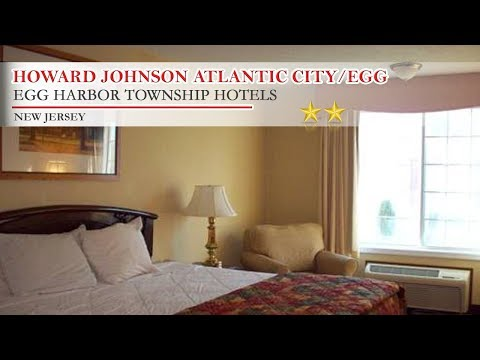 Howard Johnson Atlantic City/Egg Harbor Township - West Atlantic City Hotels, New Jersey