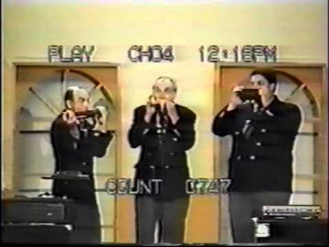 Jerry Murad's Harmonicats on Stage (Part I)