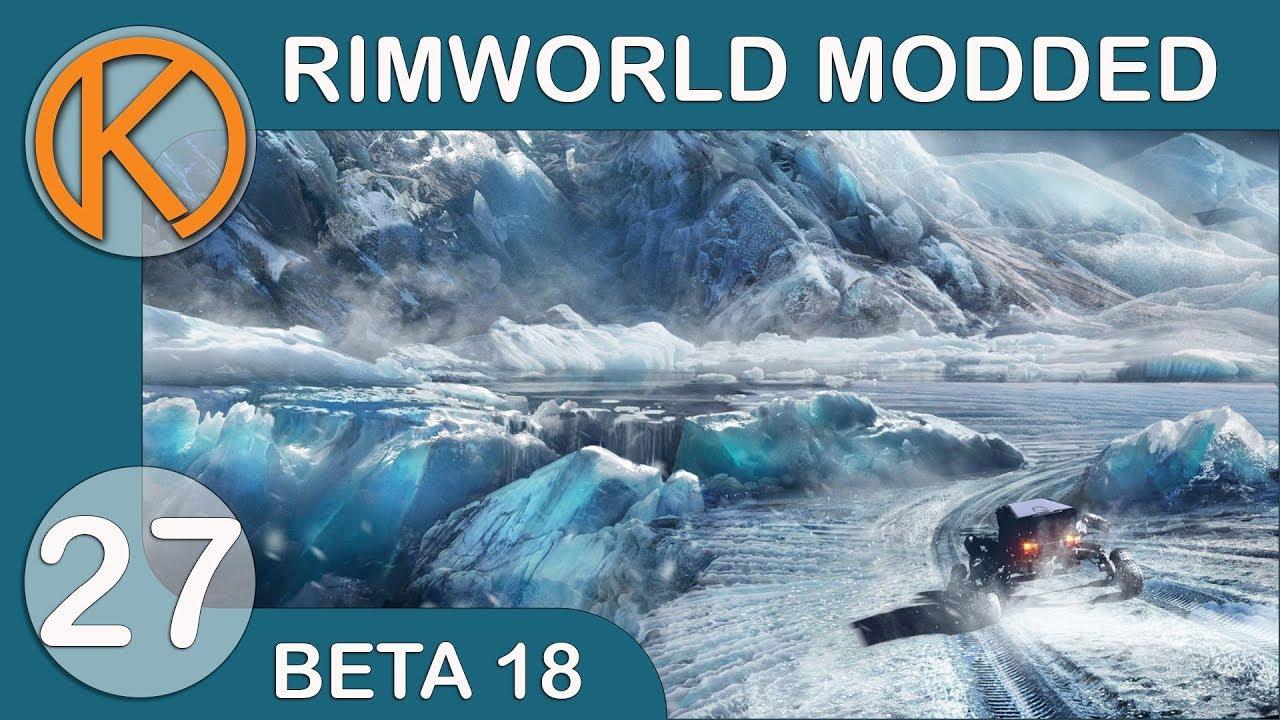 RimWorld Beta 18 Modded   MAYOR'S OFFICE - Ep  27   Let's Play RimWorld  Beta 18 Gameplay