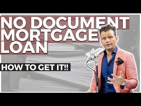 how-to-get-a-home-loan-without-income-documents