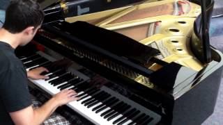 Piano House Mashup: Axwell - In My Mind vs Brittney Spears - I Wanna Go