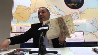 Presentacion del comic Benjamin de Tudela