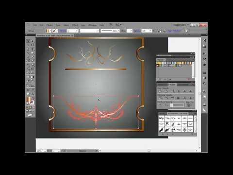 How to make Vintage or Retro Design in Adobe Illustrator  | Shaharyar Ali