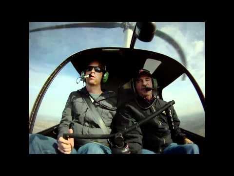 Captain Steve Sowrey - Helicopter Pilot Extraordinaire