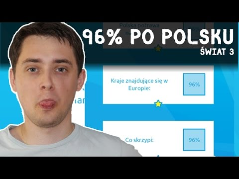96% PO POLSKU | GRY QUIZ | GRY ANDROID | ŚWIAT 3