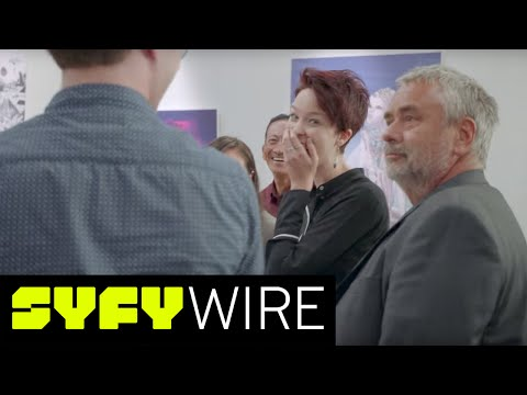 Valerian Director Luc Besson Surprises Fans | SYFY WIRE