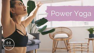 Power Yoga | Actief + Ontspanning | De Zenfanaat