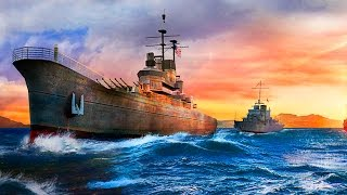 Ships of Battle: The Pacific (by VascoGames) Android HD Gameplay Video
