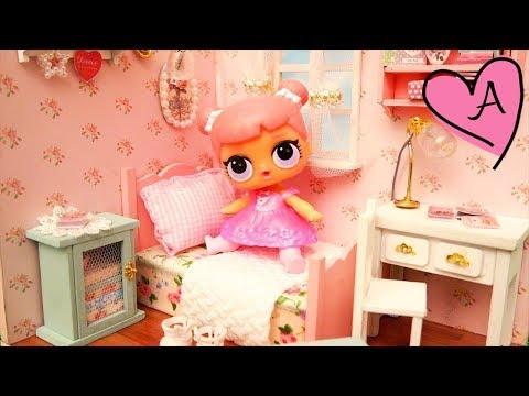L Diy o l Usando Para Haciendo Dormitorios Muñecas Andre Kits De hQrsdtC