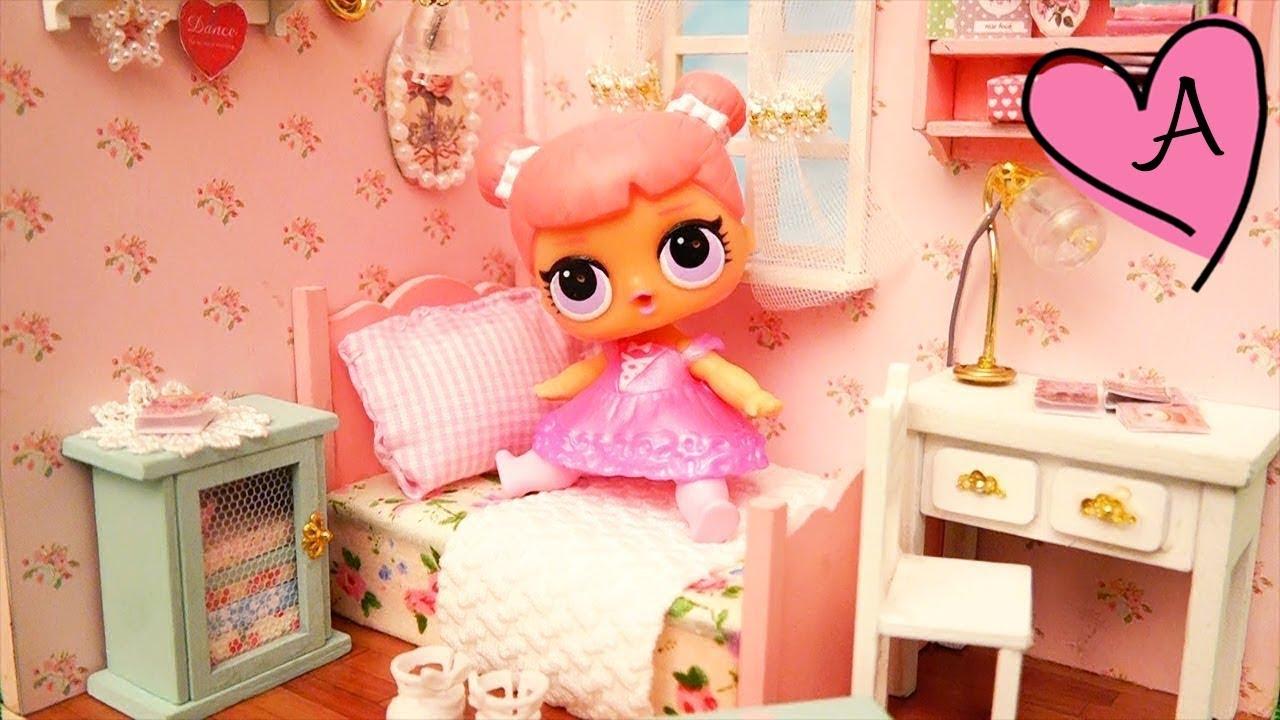 De Haciendo Andre Muñecas L Para Miniaturas l o Usando Diy Dormitorios Kits jSzGLUMqVp