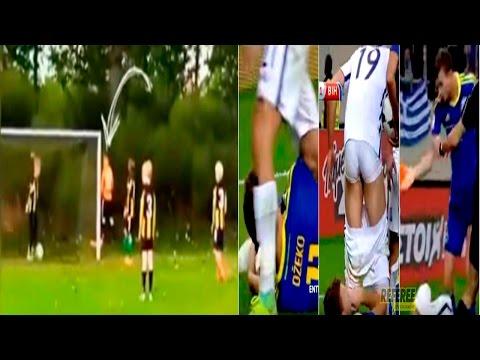 Dzeko le bajo el short a su oponente y Angel Reyna mete golazo con Celaya