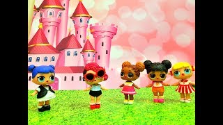 Куклы ЛОЛ Волшебная Страна  Сборник Мультиков Живые куклы LOL  Новые серии мультфильм кукла ЛОЛ LOL