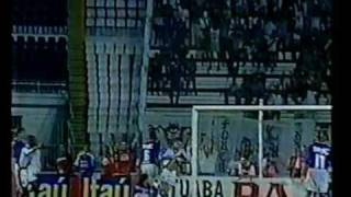 Copa Libertadores 1998 - Vasco 2x1 Cruzeiro - Oitavas de Final 1° jogo - Gols narrados
