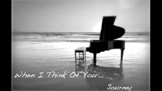 When I Think of You / Journey Instrumental