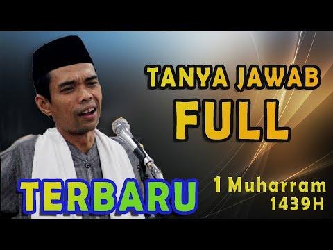 (BARU) FULL TANYA JAWAB USTADZ ABDUL SOMAD 1 MUHARRAM 1439H