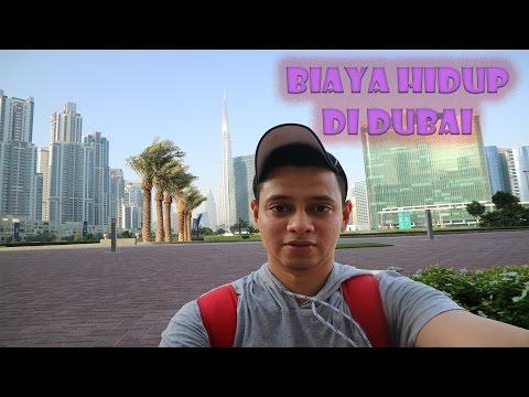 Biaya Hidup Di Dubai