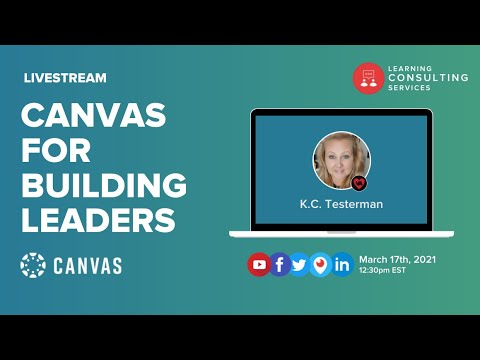 Canvas for Building Leaders