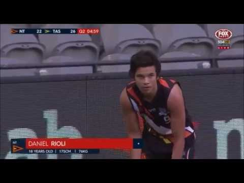 Daniel Rioli - 2015 AFL Draft Prospect