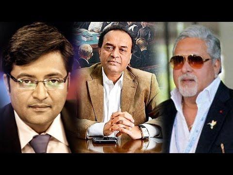 Arnab Goswami Interviews Attorney General of India Mukul Rohatgi   Vijay Mallya Loan Scam