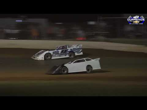 Durrence Layne Late Model Series Feature at Whynot Motorsports Park 5-25-19