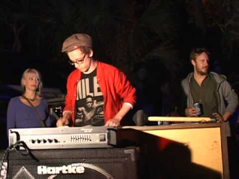 Lighthouse Music  performs at: Art Walk Showcase; The Present Moment Cafe, St. Augustine, FL 03