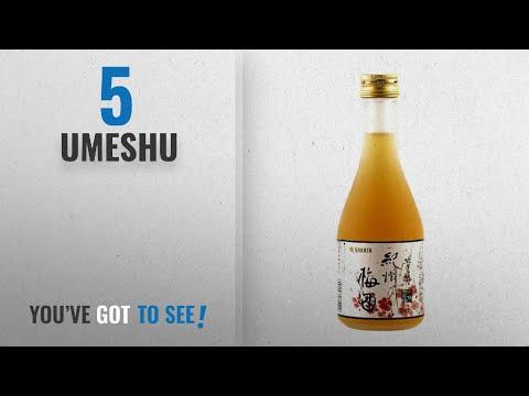 Top 10 Umeshu [2018]: Nakata Plum White Umeshu, 30 Cl