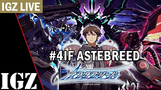IGZ Live: ASTEBREED Campaign via PS4 ★ FULL CAMPAIGN ★ #4iF