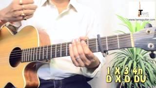 Ikk kudi (Udta Punjab) guitar lesson chords |www.tamsguitar.com